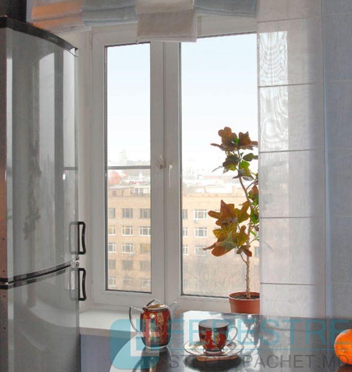 Avantajele ferestrelor din PVC Moldova Chisinau